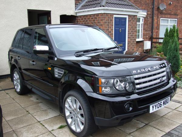 range rover sport mercedes benz owners 39 forums. Black Bedroom Furniture Sets. Home Design Ideas